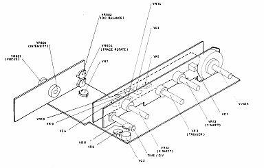 Thandar Oscilloscope SC110A Manual Circuit Download